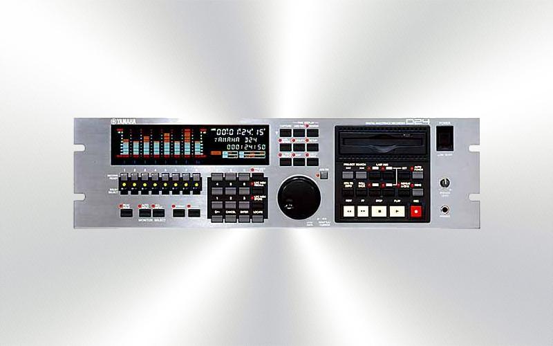 D24 -Grabador Yamaha 8 PISTAS -0000-0000-