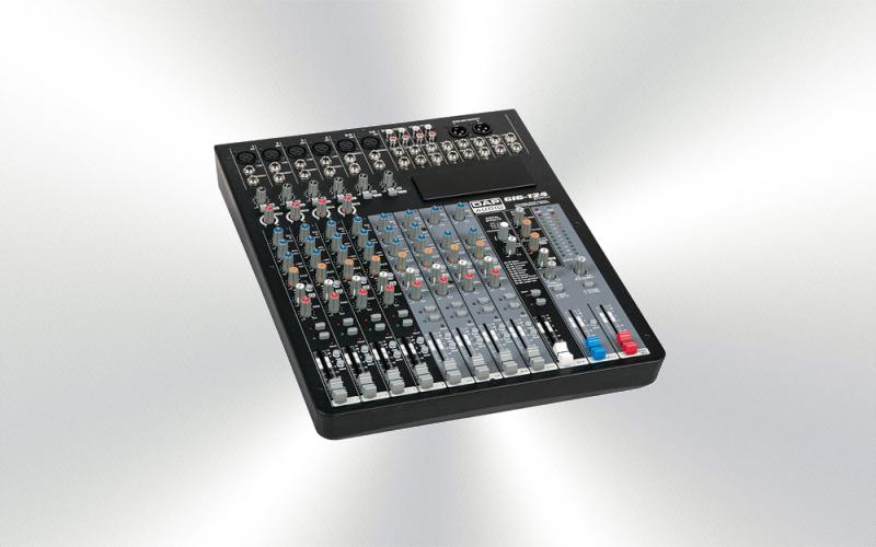 GIG-124CFX -Mesa DAP Audio 12 canales 6 micros efectos -1978-0009-