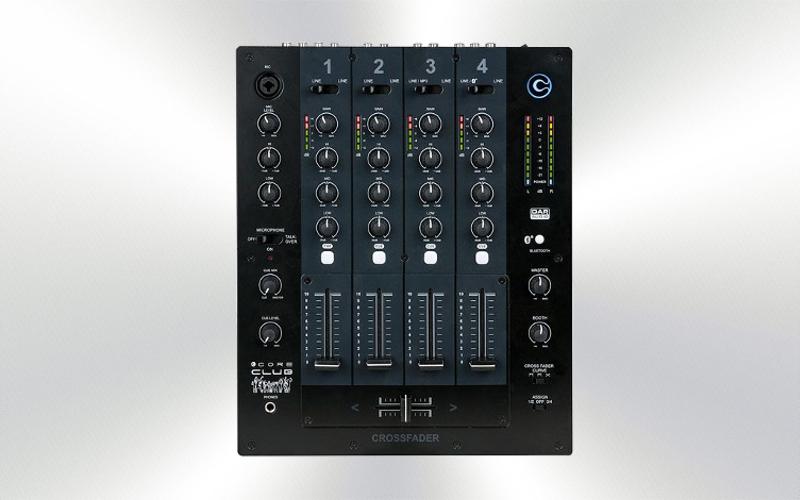 DAP CORE CLUB -Mezclador 4 canales DAP Audio -3469-0014-