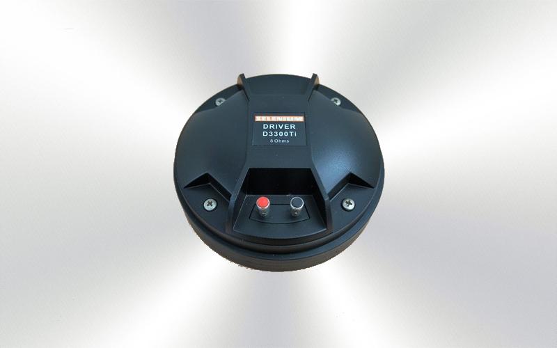 D3300TI - Motor 2´´ 75W rms 110dB Selenium -0020-0010-