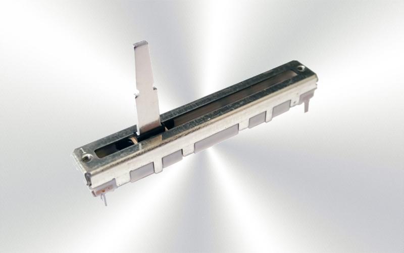 DCV1024 (76) -Potenciómetro de volumen para PIONEER DJM350/250MK2 controladoras XDJ-RR, DDJ-T1, DDJ-S1, DDJ-SB, DDJ-SB2, DDJ-RB, DDJ-RR, DDJ-WEGO3, DDJ-ERGO  -4500-0025-