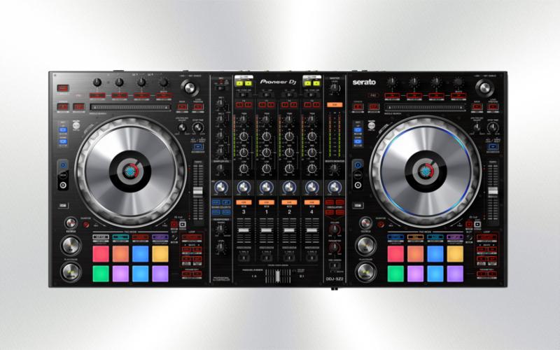 DDJ-SZ2 -Controladora Pioneer DJ 4 canales para Serato DJ Pro -2335-0010-