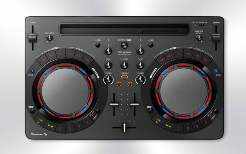 DDJWEGO4 -Controlador Pioneer DJ -0013-003-