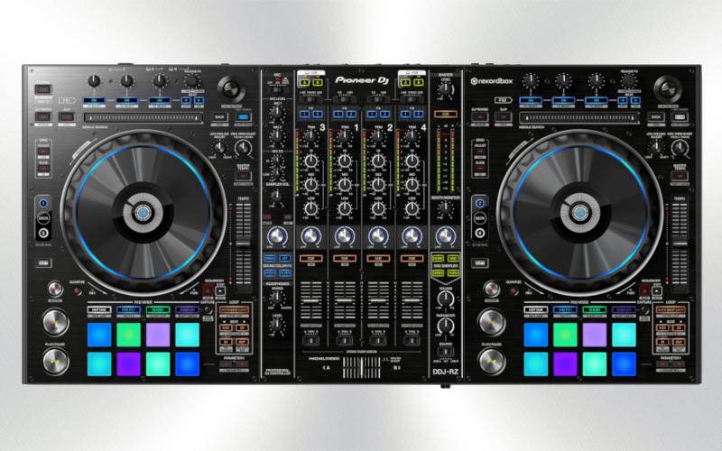 DDJ-RZ -Controladora Pioneer DJ -1792-0003-