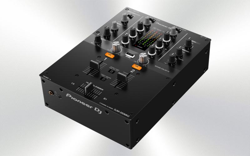 DJM250MK2 -Mezclador Pioneer DJ -2335-0010-