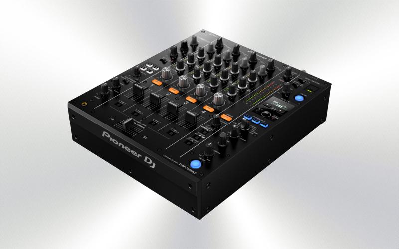 DJM750 MK2 -Mezclador Pioneer DJ -2335-0010-++
