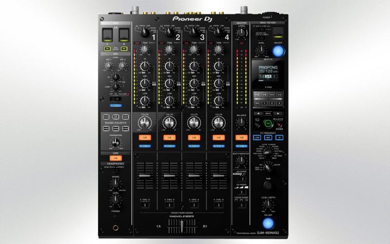 DJM-900NXS2 -Mezclador Pioneer DJ  -2271-0925-
