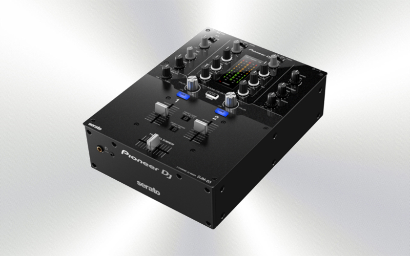 DJM-S3 -Mezclador Pioneer DJ -2047-0010-