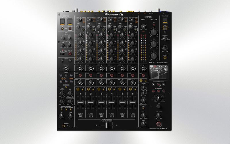 DJM-V10 - Mezclador Pioneer DJ  de 6 canales -0016-0006-