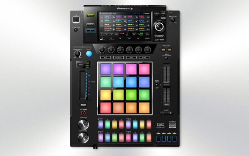 DJS-1000 -Sampler Pioneer DJ -2035-0010-
