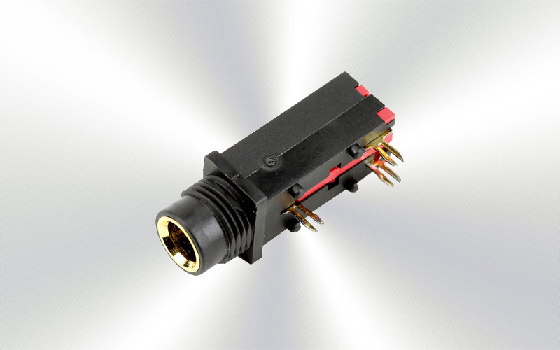 DKN1622 (85)-Conector Pioneer Dj entrada auriculares jack para DDJ-SZ2-T1, DJM-900NXS y XDJ-RX-RX2-4496-0025-