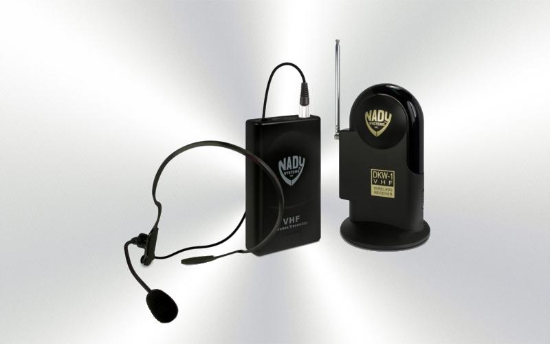 DKW1LT -Set Nady micrófono inalámbrico diadema -4579-0025-