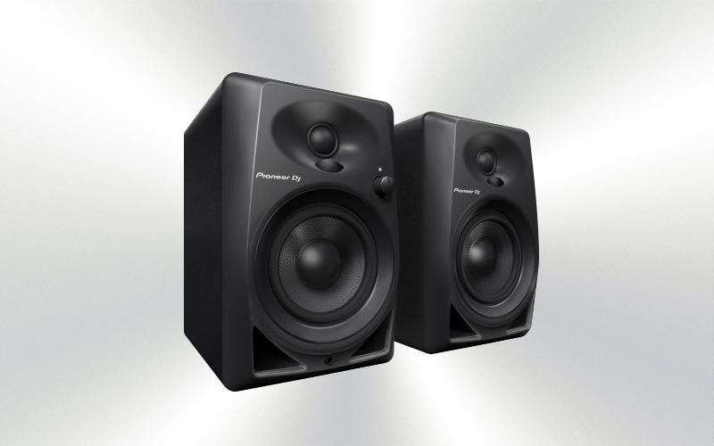 DM-40 -Monitor 4'' pareja speaker Pioneer -2885-0013-