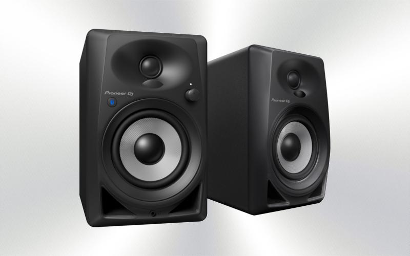 DM-40BT - Monitor 4'' pareja speaker con bluetooth -2140-0005-