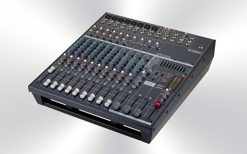 EMX5014C -MESA AUDIO AMPLIFICADA 14 canales 500+500w Yamaha -0952-0000-