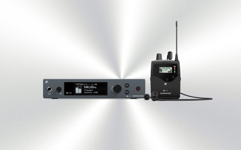 EW IEM G4 -Monitor personal Sennheiser In-Ear Rango G -1782-0003-