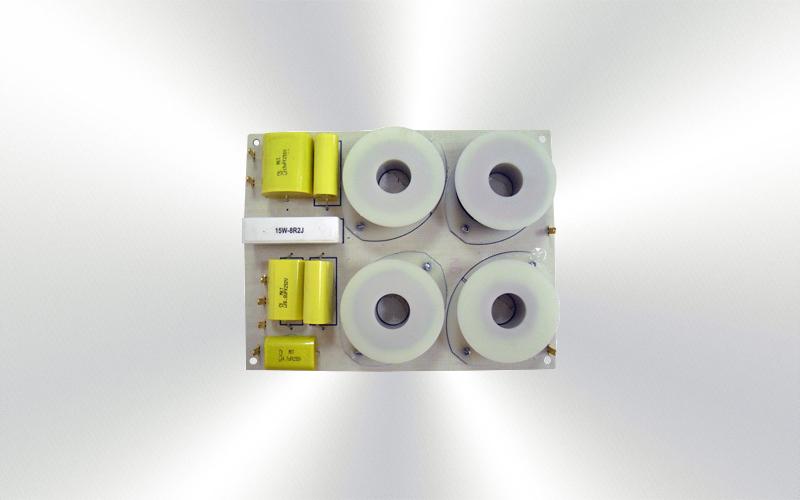 3V HIFI - Filtro 3 vías Beyma 300w 800-5000HZ 8-8-12oh -4671-0020-