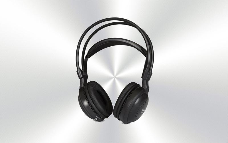 FA 8060R - Auricular estéreo RF 3 canales Fonestar -3890-0013-