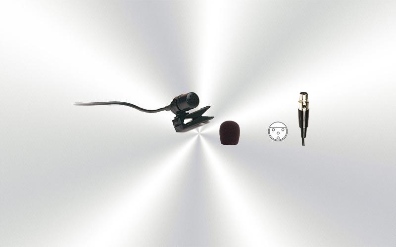 FCM-16MC -Micrófono de solapa condensador cardioide Fonestar -0025-0010-