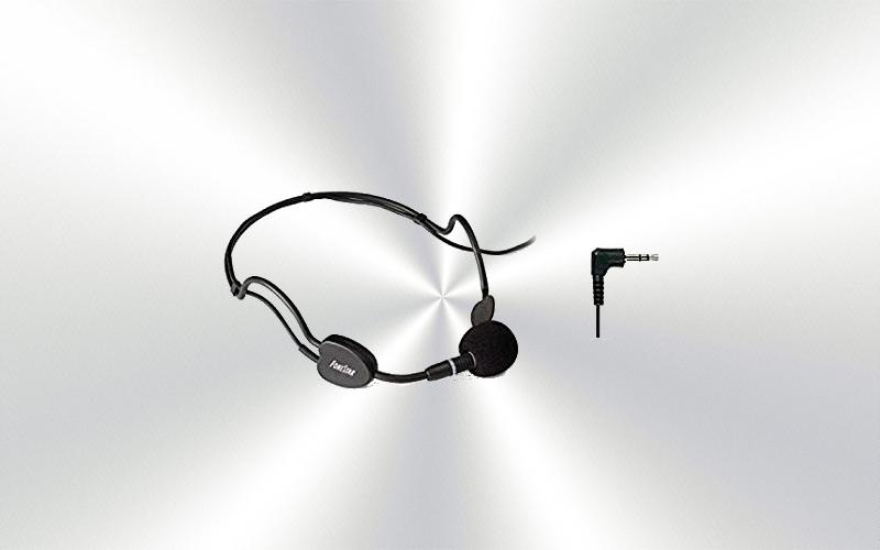 FCM615 - Micrófono diadema para sistema inalámbrico cardioide Fones minijack -0020-0010-