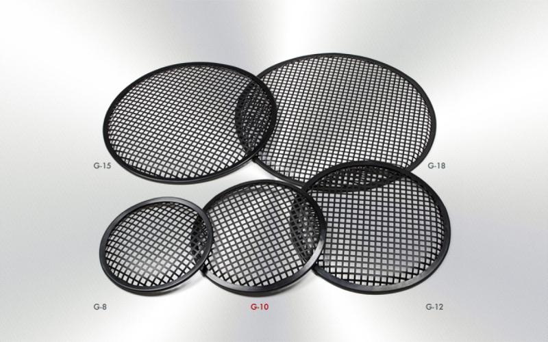 G-10 -Rejilla metálica Fonestar para altavoces de 10'' -0035-0015-