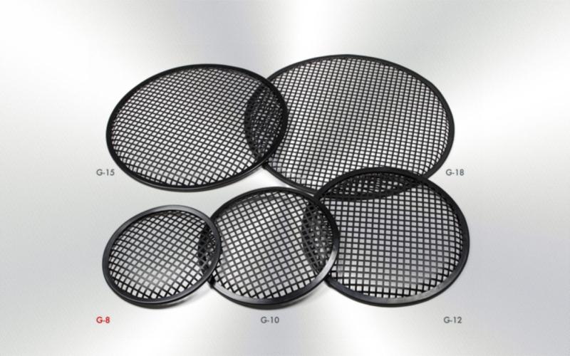 G-8 -Rejilla metálica Fonestar para altavoz 8'' -0035-0015-