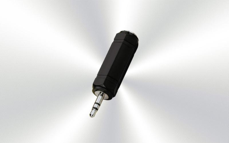 HA-36 -Conector jack-h st 6.3 a minijack estéreo -0020-0000-