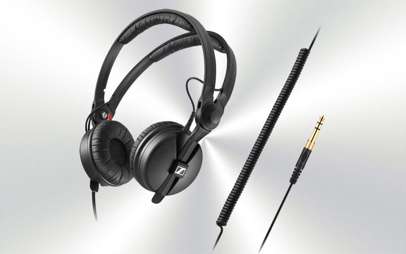 HD 25 PLUS -Auricular Sennheiser cerrado -3600@270516-