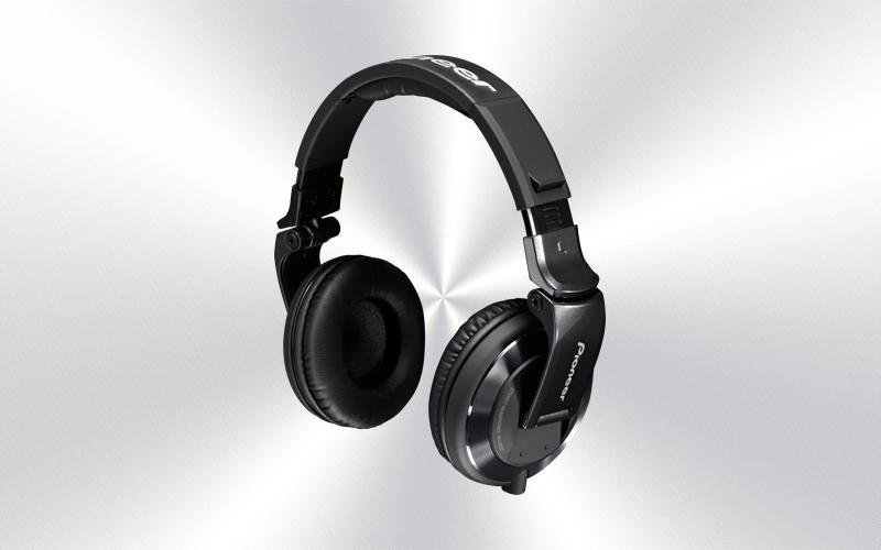 HDJ-2000 -Auricular HD Pioneer DJ -2804/25/25@280917-