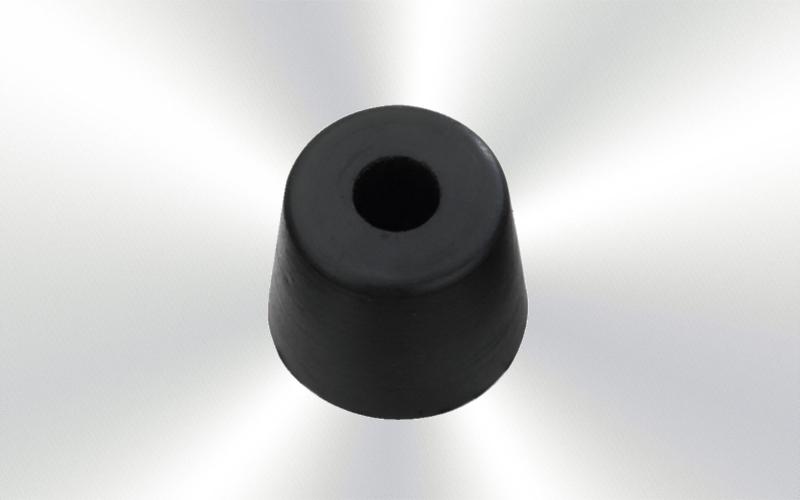 HF-160 -Rozador (pata) de goma Monacor -0055-0025-