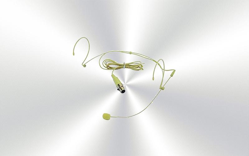 HS-1100 - Micrófono diadema para sistema inalámbrico condensador cardioide mini xlr3 -0035-0015-