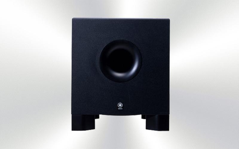 HS10W - Caja amplificada 10''sub. 150W Yamaha -0005-0000-