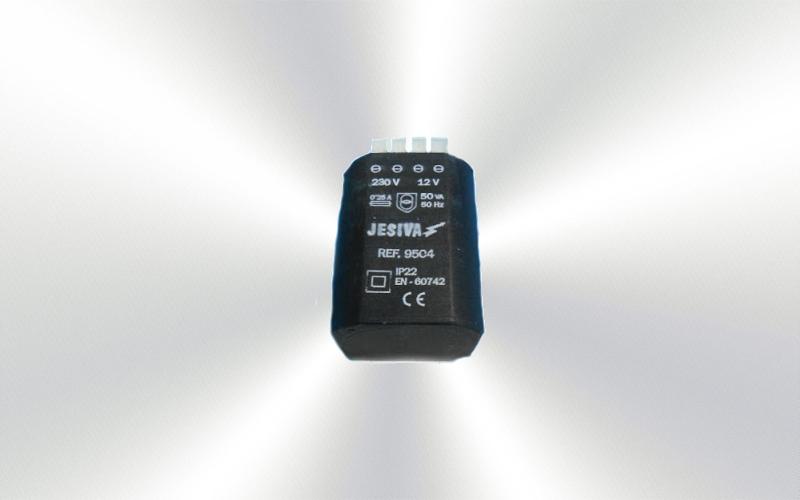 9504 Fuente de alimentación Jesiva  230v-12v 0,25A