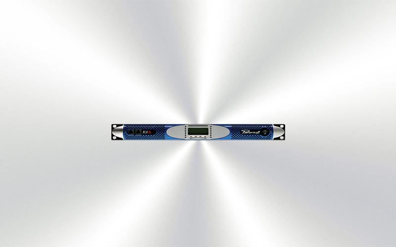 K6DSP - Etapa 3500wx2 Powersoft 40Bit 96Khz 12kg -0056-0025-