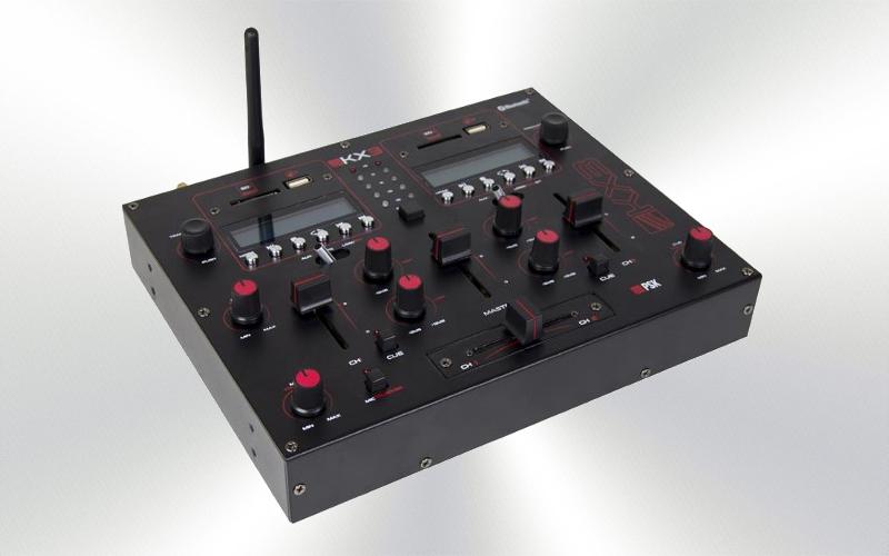 KX-3 -Mezclador PSK con lector MP3/USB/tarjetaSD -3071-0015-