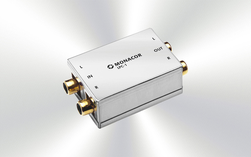 LPC-1 - Adaptador de línea/phono -100-0010-