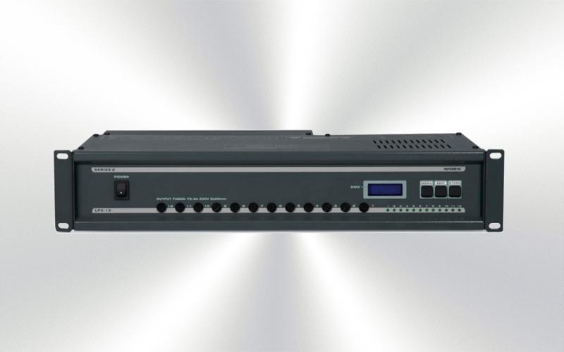 LPX12 -Driver Work de 12 canales 5 A por canal -0010-0000-