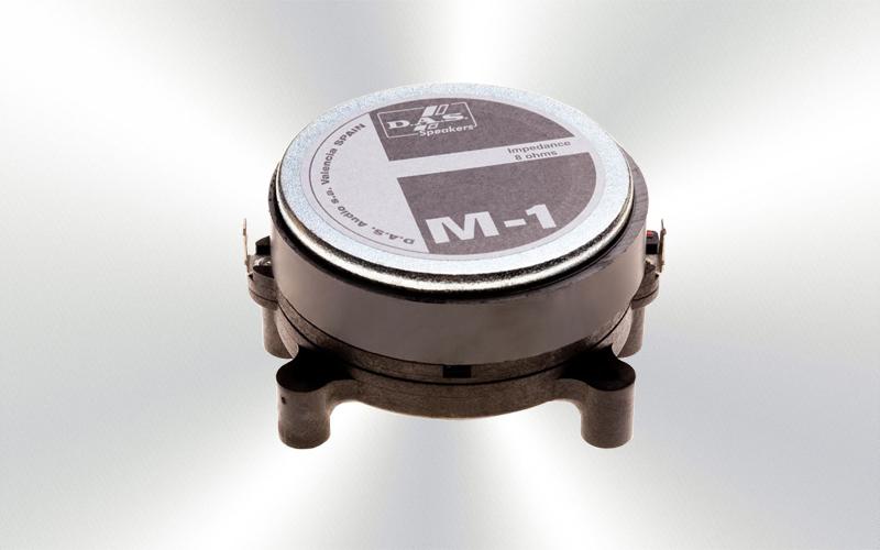 M-1 -Motor de compresión, bobina de 1´´ -3616-0016