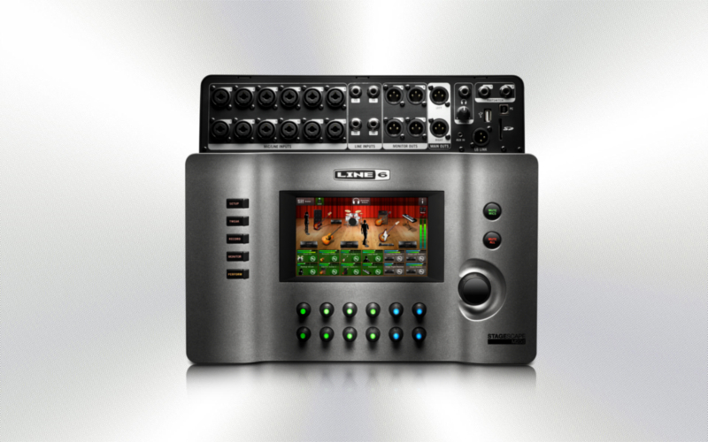 M20D - Mesa Yamaha audio 20 canales digital (P) LINE6 -1731-0000-
