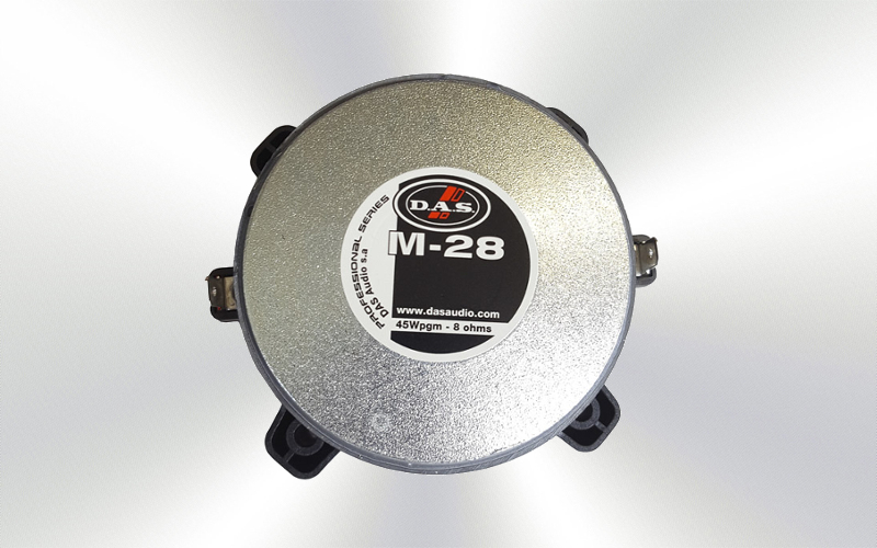 M28 - Motor de 1'' DAS Audio -3690-0016-