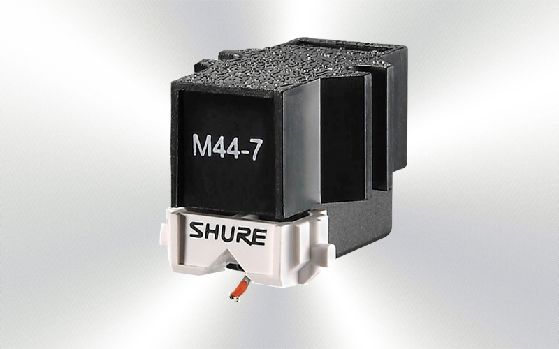 M44-7 -Cápsula con aguja Shure -0015-0005-