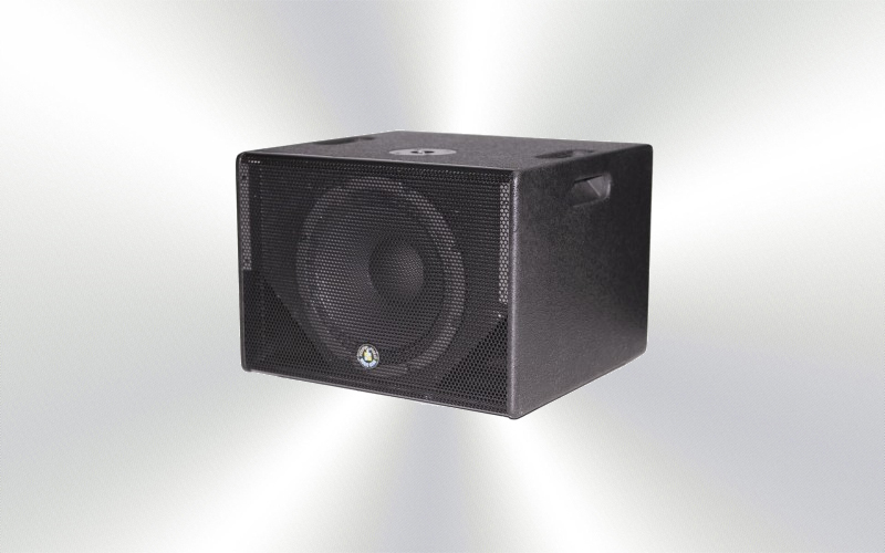 MAXX12ASUB -CAJA SUBGRAVE AMPLIFICADA 12´´ 300W RMS  TOP-PRO -0025-0008-