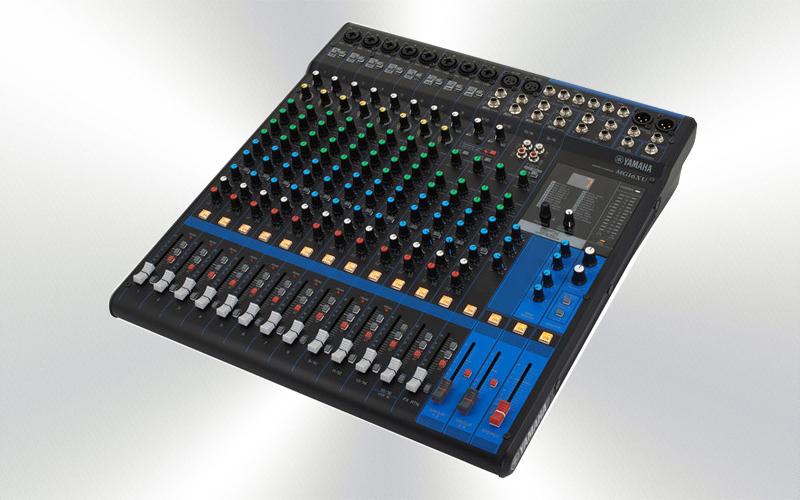MG16XU - Mesa de mezclas 16 canales Yamaha (8 mono + 4 ST/10 mic), -0005-0000-