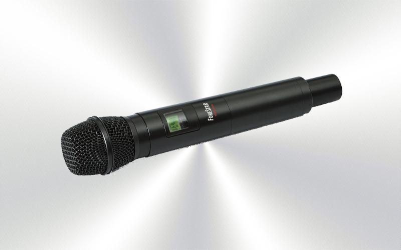 MSHT-40M - Micrófono de mano inalámbrico UHF (512-525 Mhz) -0020-0010-