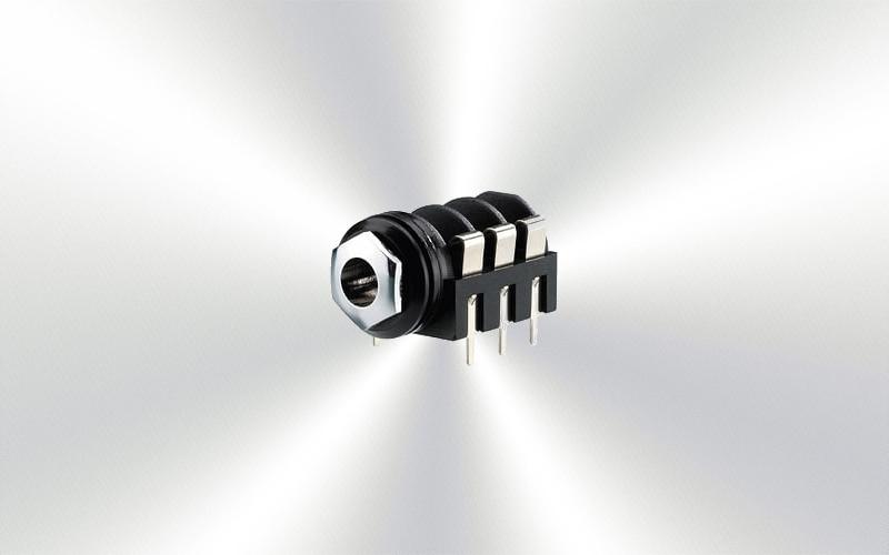 MZT-223 - Toma de panel estéreo de 6,3 mm -100-0025-
