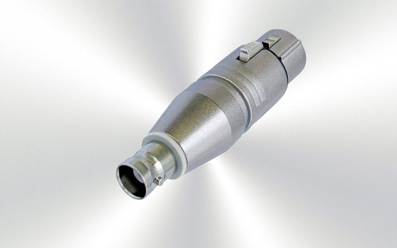 NA2FBNC -Adaptador Neutrik XLR-H a BNC -0020-0010-