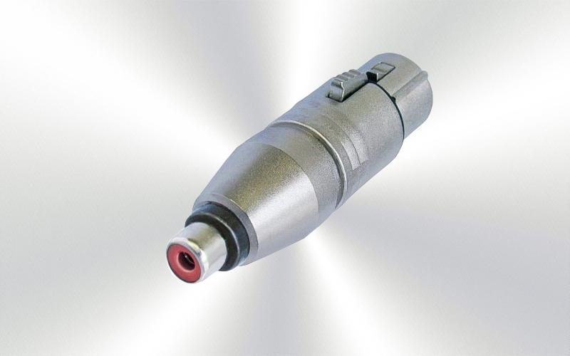 NA2FPMF -ADAPTADOR NEUTRIK XLR3h a JACKh -0030-0012-