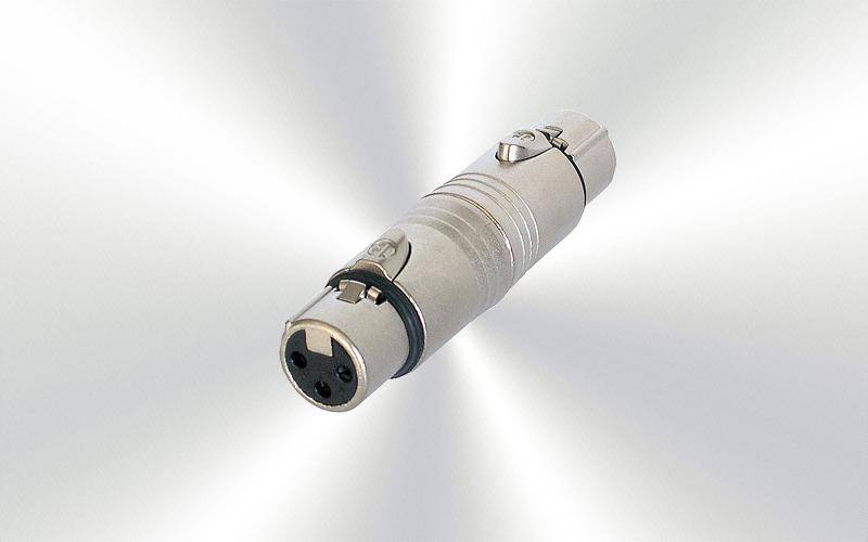 NA3FF -ADAPTADOR NEUTRIK XLR3h a XLR3h -0025-0010-
