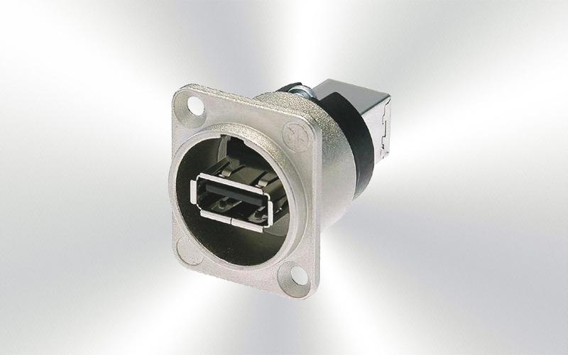 NA USB 3 -(AAA-1) USB Neutrik TIPO A-B REVERSIBLE -0020-0010-