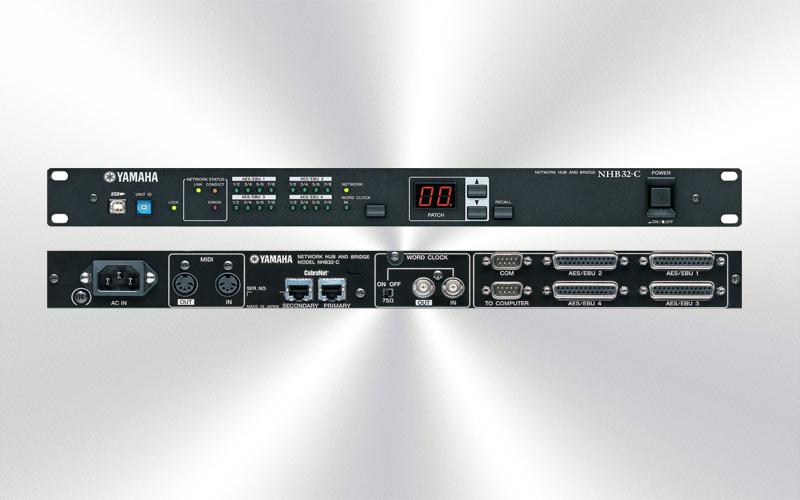 NHB32C - Interfaz cobranet Yamaha -1500-0000-